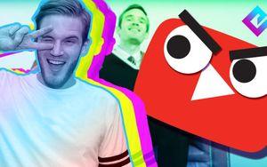 PewDiePie gặp hạn đầu năm: Bị YouTube gỡ bỏ video, hơn 10 triệu lượt xem 'bay màu' chỉ trong 1 nốt nhạc