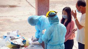 Tìm người đến 8 địa điểm liên quan ca bệnh ở huyện Kim Thành