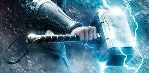 Búa thần của Thor được hồi sinh trong đoạn clip hậu trường rò rỉ