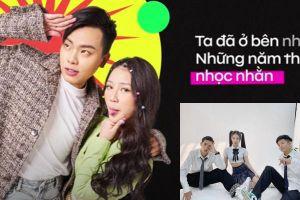 'Tình Bạn Diệu Kỳ' sắp có MV mới: AMEE - Ricky Star - Lăng LD hé lộ tạo hình 'thanh xuân vườn trường'