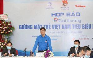 Đã xác định tốp 20 đề cử Gương mặt trẻ Việt Nam tiêu biểu