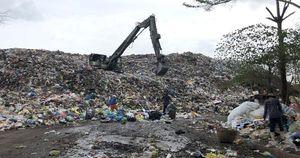 Bạc Liêu: Đau đầu với... 'núi rác'