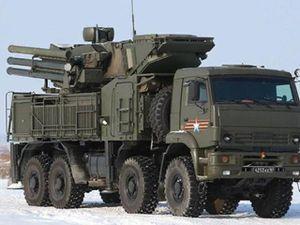 Thêm một loại vũ khí tối tân của Nga được triển lãm lần đầu tiên ở nước ngoài