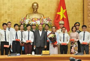 154 đề cử Giải thưởng Gương mặt trẻ Việt Nam tiêu biểu năm 2020