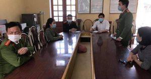 Yên Bái: Phạt nữ công nhân trở về Hải Dương khai báo y tế gian dối 15 triệu
