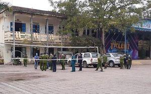 Sau tiếng nổ lớn, phát hiện nam kế toán trường THPT ở Điện Biên chết cháy trong phòng làm việc