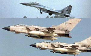 6 trận không chiến nảy lửa giữa tiêm kích Mỹ-Anh với MiG Iraq