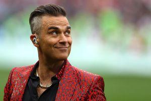 Cuộc đời Robbie Williams được kể lại thành phim