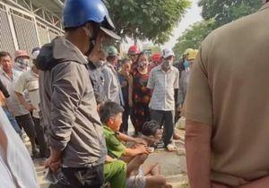 Nam thanh niên chém cảnh sát bị khởi tố hai tội danh