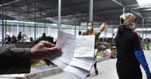 Phát hiện 2 phụ nữ bán cá ở chợ dương tính với SARS-Cov-2