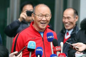 VFF làm gì... giữ chân HLV Park Hang Seo khi hợp đồng sắp hết?