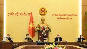 Chủ tịch Quốc hội: 'Không 'đổ thừa' cả hệ thống pháp luật'