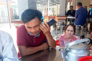 Cuộc gọi cuối cùng của 3 thuyền viên người Việt trên tàu cá gặp nạn ở Hàn Quốc
