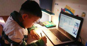 Nhiều người 'hoan hô' khi ngừng dạy trực tuyến với học sinh lớp 1, 2