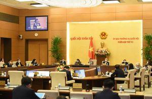 Quốc hội sẽ kiện toàn một số chức danh nhà nước tại kỳ họp tháng 3