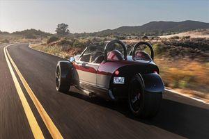 5 mẫu ô tô 3 bánh lạ lùng nhất thế giới