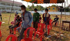 Hai người Việt Nam tại Campuchia mắc COVID-19