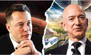 Hai người giàu nhất thế giới đối đầu: Elon Musk phản pháo khi bị phía Jeff Bezos bảo 'thích nổi tiếng'