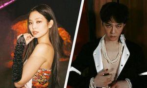 Vì sao Dispatch không đưa G-Dragon và Jennie vào 'cặp đôi đầu năm' như truyền thống?