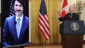 Tổng thống Biden muốn Mỹ và Canada lại trở thành 'bạn thân'