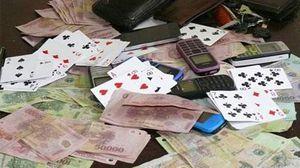 Chủ tịch HĐND xã bị khởi tố vì đánh bạc