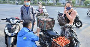 'Giải cứu' hàng ngàn tấn nông, thủy sản của Hải Dương, Quảng Ninh