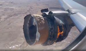 Hình ảnh các mảnh vỡ máy bay United Airlines rơi rụng khắp nơi