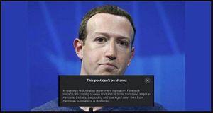Facebook rút lại quyết định cắt quyền truy cập thông tin của cả nước Úc