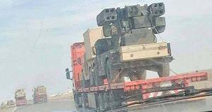 Tên lửa Avenger của Mỹ xuất hiện trên đường cao tốc nối Iraq và Syria