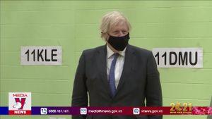 Thủ tướng Anh lạc quan về tình hình chống dịch