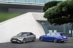Mercedes-Benz C-Class 2022 chính thức trình làng