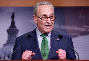 Lãnh đạo phe đa số tại Thượng viện Mỹ yêu cầu soạn dự luật chống Trung Quốc