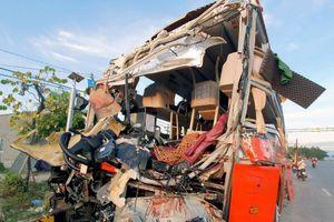 Tòa trả hồ sơ vụ xe Phương Trang tông ôtô khách làm chết người
