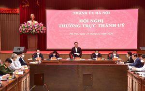 Hà Nội đạt bước tiến quan trọng về quy hoạch phân khu nội đô lịch sử và sông Hồng