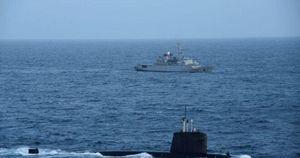 Việt Nam nói gì sau tuyên bố điều tàu ngầm, tuần tra Biển Đông của Pháp