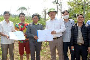 ADB viện trợ Quảng Trị hơn 14,3 tỉ đồng xây dựng nhà ứng phó với thiên tai