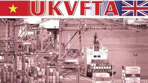 Quy định quy tắc xuất xứ hàng hóa trong Hiệp định UKVFTA