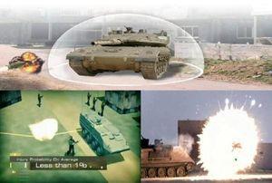 'Lá chắn xe tăng' của Israel hiện đại đến đâu mà Đức tin dùng?