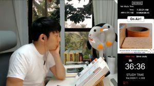 Trào lưu xem người khác học bài Gongbang gây sốt tại Hàn Quốc