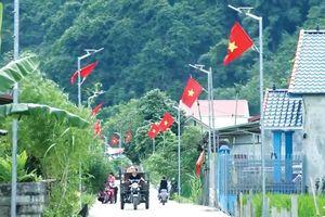 Quảng Hòa (Cao Bằng): Đổi thay nhờ tích cực xây dựng nông thôn mới