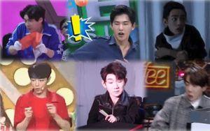 11 sao Cbiz 'muối mặt' trên sóng truyền hình: Vương Nhất Bác đổ bể, Tiêu Chiến khua tay múa chân vì sợ!