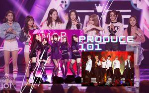 Nhìn lại loạt sân khấu đỉnh cao của 'Produce 101': Show sống còn đỉnh nhất của Hàn Quốc là đây!