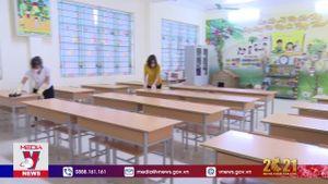 Học sinh Hà Nam trở lại trường từ ngày 1/3