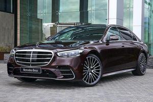 Mercedes-Benz S 450 4MATIC 2021 được ra mắt tại Australia