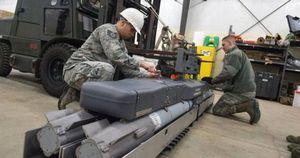 Mỹ thử cho bom thông minh 'nói chuyện' với nhau trước khi diệt mục tiêu