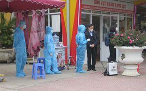 Hải Phòng tạm dừng tiếp nhận người lao động quay trở lại, lao động mới từ tỉnh Hải Dương, thị xã Đông Triều (Quảng Ninh)