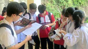 'Đóng băng' nguyện vọng vào lớp 10: Học sinh và phụ huynh băn khoăn