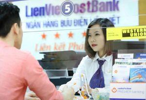 Cổ phiếu LienVietPostBank 'nổi sóng'