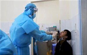 Xét nghiệm virus SARS-CoV-2 các thanh niên thực hiện nghĩa vụ quân sự