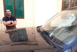 Giám đốc BQL dự án đập phá ô tô: Hủy hoại tài sản…khó thoát trách nhiệm hình sự?